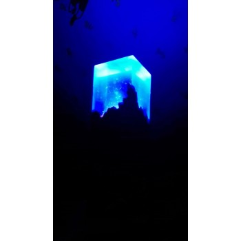 Прозрачная смола 3Д Оптик (0,5кг)