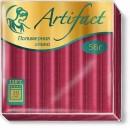Artifact Glitter с эффектом блёстки красный 212