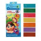 Пластика - полимерная глина набор Артефакт 7 натуральных цветов 140г