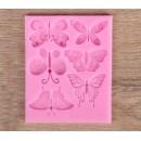 """Молд 11х9х0,5 см """"Бабочки"""""""