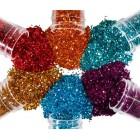 Глиттер разноцветный 50гр