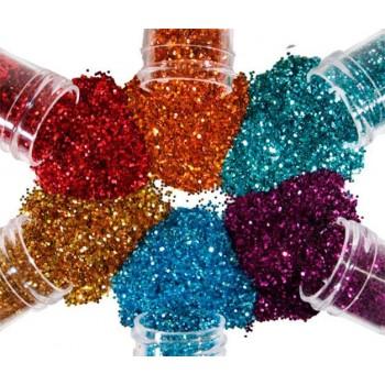 Глиттер разноцветный