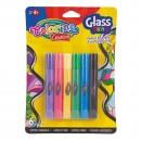 Краски для стекла Colorino, 6 цветов в блистере CL68918PTR