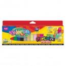 """Пластилин """"Colorino"""", 18 цветов Пластилин """"Colorino"""", 18 цветов CL57424PTR"""