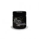 Кракелюрная текстурная паста черная ScrapEgo 150мл.