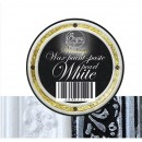 """Краска-паста восковая, VINTAGE """"White pearl"""" ScrapEgo 10мл."""