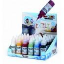 Краска темперная для рисования по тканям 25 мл TC668 поштучно