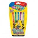 """Гелевые ручки для татуировок """"Gel Tattoo"""", 5 цветов (блистер) CL15860PTR"""