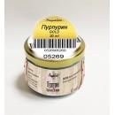 """Пурпурин. Порошок для затирки. """"Pragma Gold"""", золото, 20 мл 05269"""