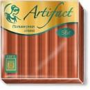 Artifact Glitter с эффектом блёстки оранжевый 222