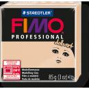 Пластика - полимерная глина FIMO Professional Doll art  85г непрозрачный песочный (8027-45)
