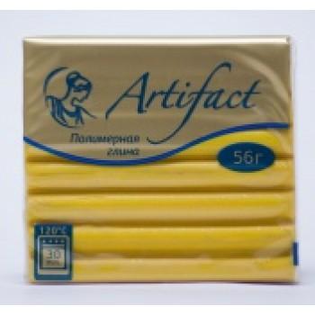 Artifact Glitter с эффектом блёстки лимонный 232