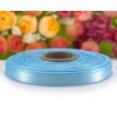 Лента атласная 0,6 см бобина SF-1362, голубая №187