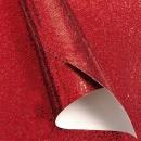 Кожа искусственная 20*30см 1 лист SF-3945, красный