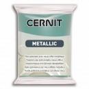 "Пластика ""Cernit Metallic"" 56 гр. 054 тюркиз золото"