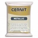 """Пластика """"Cernit Metallic"""" 56 гр. 055 античное золото"""
