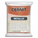 "Пластика ""Cernit Metallic"" 56 гр. 058 бронза"