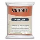 "Пластика ""Cernit Metallic"" 56 гр. 058 бронза"