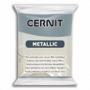 "Пластика ""Cernit Metallic"" 56 гр. 167 сталь"