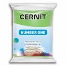 """Пластика """"Cernit № 1"""" 56-62 гр. 603 цвет молодой листвы"""