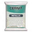 "Пластика ""Cernit Metallic"" 56 гр 676 бирюзовый"