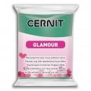 Пластика Cernit Glamour 56-62 гр.600 зеленый