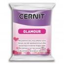 Пластика Cernit Glamour 56-62 гр 900 фиолетовый
