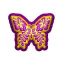 Форма для мыла  Бабочка Ажур 020