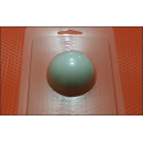 Форма для мыла Полусфера малая 157