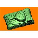 Форма для мыла танк 315