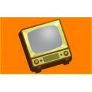 Форма для мыла телевизор ретро 398