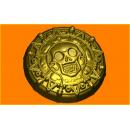 Форма для мыла монета пирата 433