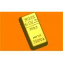 Форма для мыла слиток золота 437