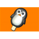 Форма для мыла Мороженое Пингвин 573