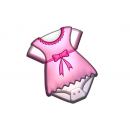 Форма для мыла Боди для девочки 640