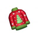 Форма для мыла свитер елка 658