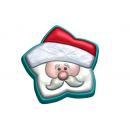 Форма для мыла Дед звезда 661