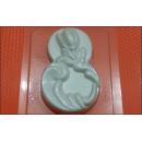 Форма для мыла 8 Марта тюльпан 244