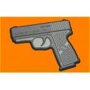 Форма для мыла пистолет 393