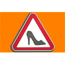 Форма для мыла знак дамский 447