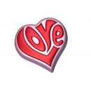 Форма для мыла Сердце Love 679