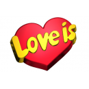 Форма для мыла Love is... 685