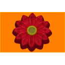 Форма для мыла Цветок 391