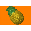 Форма для мыла ананас 405