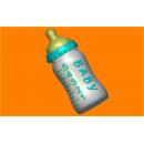 Форма для мыла Бутылочка детская 512