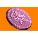 Форма для мыла Панно Роза 542