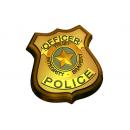 Форма для мыла Полиция 673