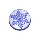 Форма для мыла Снежинка 3 -201
