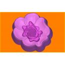 Форма для мыла Цветок 403