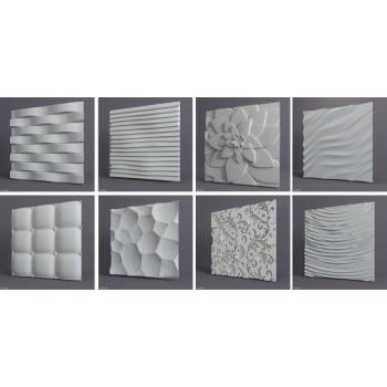 Гипс СКУЛЬПТОР высокопрочный гипс для 3D литья, фасованный (5кг)